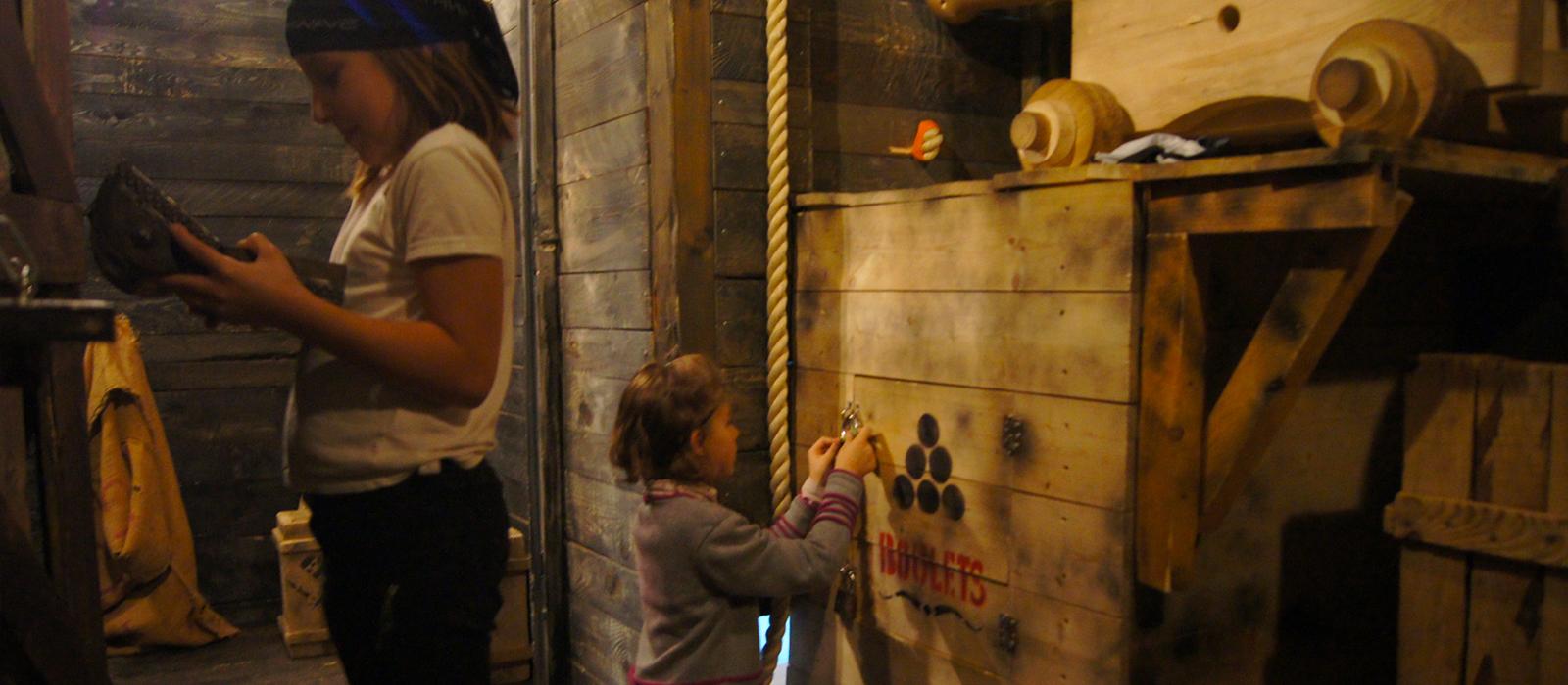 Salles adaptée aux enfants - Version KIDS